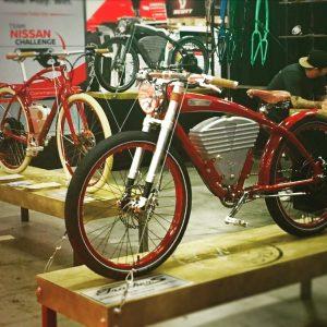 Vintage Electric at Interbike