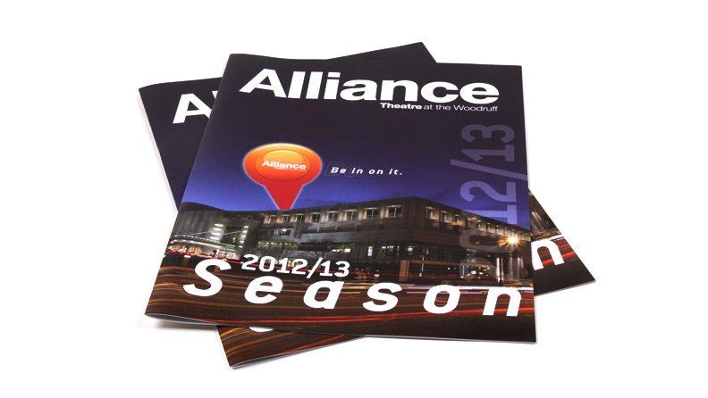 Alliance Theatre Magazine