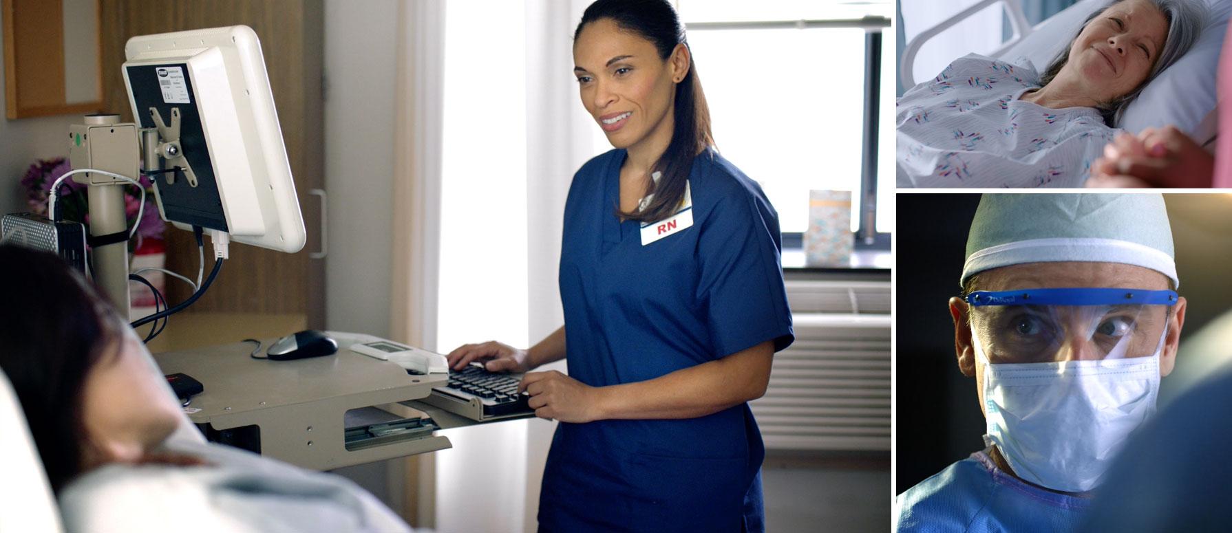 Collection of Healthcare TV Commercials - Seedatl